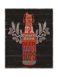 Old Style Ale Bottle Art par Sam Appleman