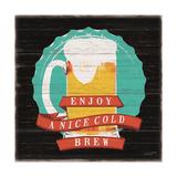 Cold Beer Affiches par Sam Appleman