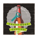 Craft Beer Poster par Sam Appleman