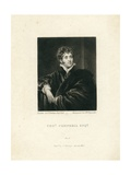 Thomas Campbell, 1818 Giclee Print by Samuel William I Reynolds