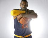 Cleveland Cavaliers Media Day Foto af Gregory Shamus
