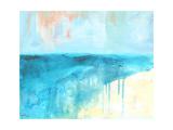 Coastal Blues 2 Art par Jan Weiss