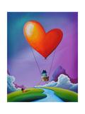 Don't Let Love Slip Away Prints by Cindy Thornton