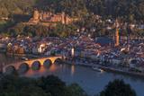 Heidelberg 1 Reproduction photographique Premium par Charles Bowman