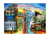 From the Bayou to the Big Easy Art by Diane Millsap