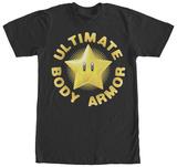 Super Mario- Body Armor T-Shirt