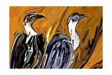 Vulture Posters par Rabi Khan