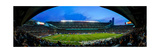 Chicago Bears At Soldier Field Photographic Print by Steve Gadomski
