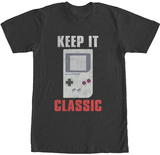 Game Boy- Keep It Classic T-shirts