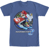 Mariokart- Speed Devil Shirts