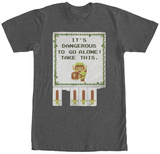 Legend Of Zelda- Danger Zone T-Shirts