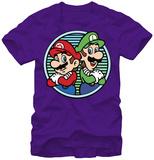 Mario Brothers- Neon Bros T-Shirt
