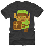 Legend Of Zelda- Original Link T-skjorter