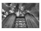 Plane Battersea Power Station Prints