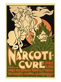 Narcoti-Cure Quit Smoke Help Art