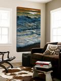 Shoreline Study 04615 Kunstdruck von Carole Malcolm