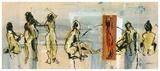 Dansy Kunst van Jacques Clement