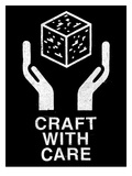 Craft With Care 2 Poster di Florent Bodart