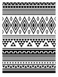 Black Tribal Plakater av  Jetty Printables