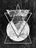 Geo Triangles Posters by  LILA X LOLA