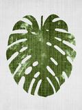 Tropical Leaf 1 Posters por  LILA X LOLA