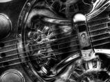Resophonic Fotoprint van Stephen Arens