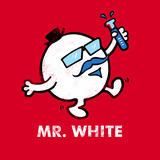 Mr White - Cute Walter White Pôsteres por  Boots