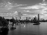 Back Bay, Boston, Massachusetts, USA Photographic Print by Walter Bibikow