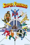 Super Friends - Team Print