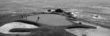 Golfers Pebble Beach, California, USA Reproduction photographique