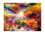 Inner Life Of Dream Kunst op metaal van  agsandrew