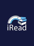 I Read - Nerdy Book Slogan Poster by  Boots