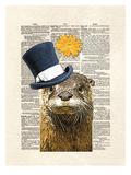 River Gentleman Plakater af Matt Dinniman