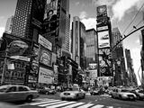 Times Square, New York City, États-Unis Reproduction photographique par Doug Pearson