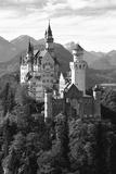 Neuschwanstein Castle, Allgau, Germany Photographic Print by Hans Peter Merten