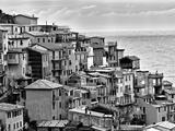 Scenes from Cinque Terra, Italy Fotoprint van Richard Duval