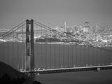 Ponte Golden Gate, São Francisco, Califórnia, EUA Impressão fotográfica por Walter Bibikow