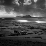 Blasket Sound to Blasket Islands and Slea Head, Dingle Peninsula, Munster, Republic of Ireland Reproduction photographique par Stuart Black
