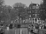 Keizersgracht, Amsterdam, Netherlands Photographic Print by Neil Farrin