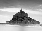 Mont St. Michel, Manche, Normandy, France Reproduction photographique par Doug Pearson