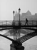 River Seine, Paris, France Fotografisk trykk av Jon Arnold