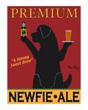 Newfie Premium Ale Edición limitada por Ken Bailey
