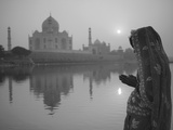 Taj Mahal, Agra, Uttar Pradesh, India Photographic Print by Doug Pearson