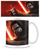 Star Wars Episode VII - Kylo Ren Wrap Mug Tazza