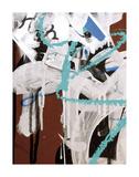 Aqua Tag 2 Posters av Jenny Kraft