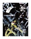 Black Bee Tag Posters av Jenny Kraft