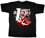 Youth: Mario Kart- First Place T-shirts