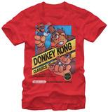 Donkey Kong- DK Classics Tshirts