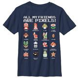 Youth: Super Mario Bros- Pixel Friends Vêtements
