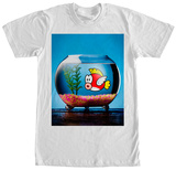 Super Mario Bros- Cheep Cheep Bowl T-Shirt